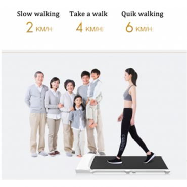 Tecno-Train Walking Pad C1 Alloy Version Walking Machine Foldable Ultra-thin Treadmill